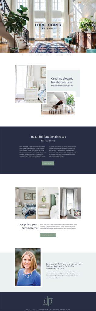 Lori Loomis Interiors Best Interior Design Websites Mara